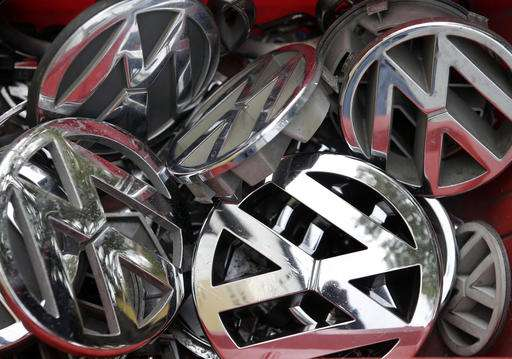 A look at Volkswagen's one-year-old emissions scandal