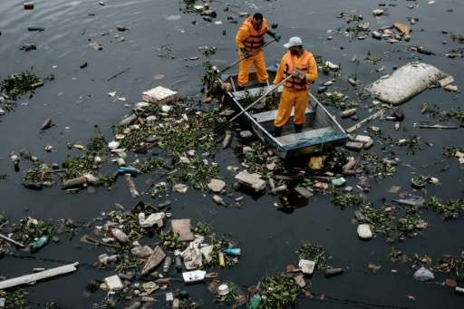 Already, some 3.4 million people die every year from water-borne ailments such as cholera, typhoid, some types of hepatitis and