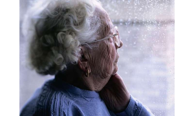 Alzheimer's may hamper ability to perceive pain
