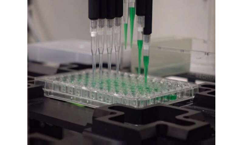 Amping antimicrobial discovery with automation