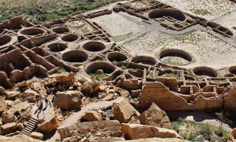 Ancient Chaco Canyon population likely relied on imported food, finds CU study