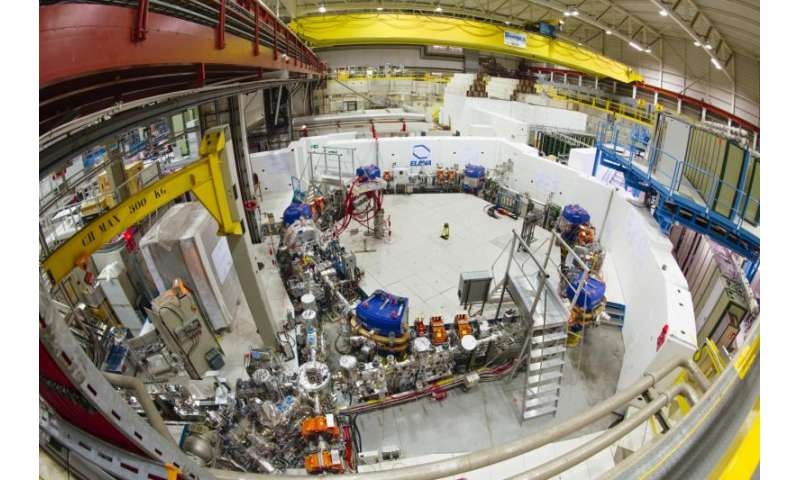 A new ring to slow down antimatter