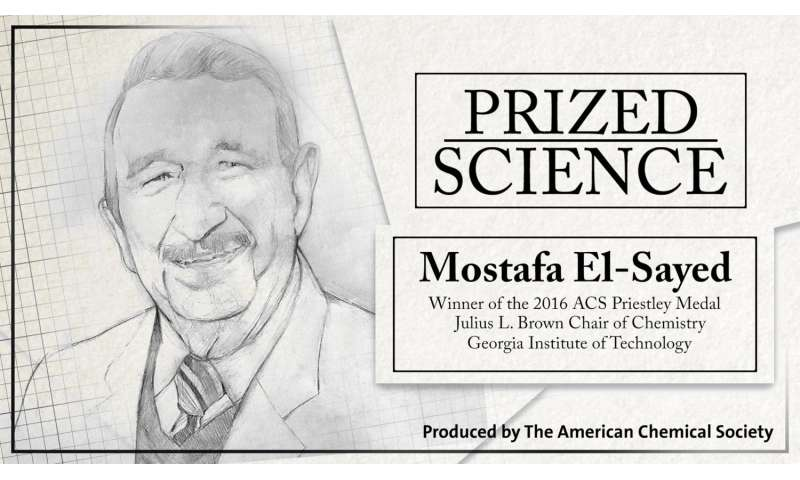 An interview with 2016 Priestley medalist Mostafa El-Sayed (video)
