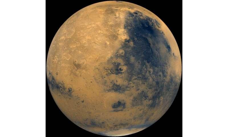 Antarctica provides plenty of Mars samples right now