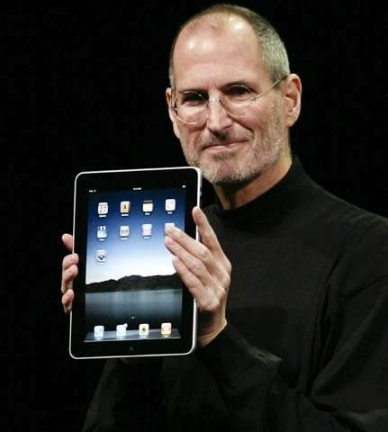 Apple has thus far delivered on the vision of Steve Jobs, seen her launching the iPad, and a new visionary who is at least as pa