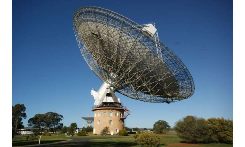 Are aliens trying to tell us something? Brightest burst of radio waves detected
