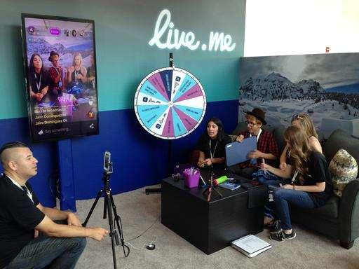 At a Glance: Livestreaming apps beyond Facebook Live