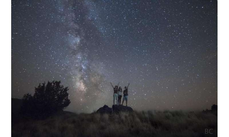 At ISO 400,000, this 6-minute film shows why we love the night sky