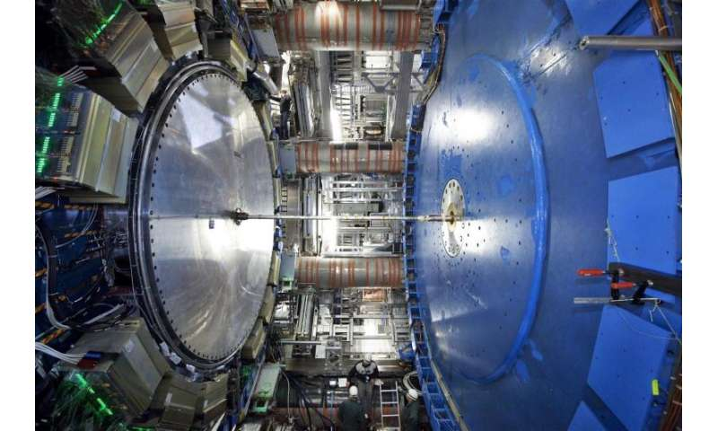 ATLAS releases first measurement of W mass using LHC data