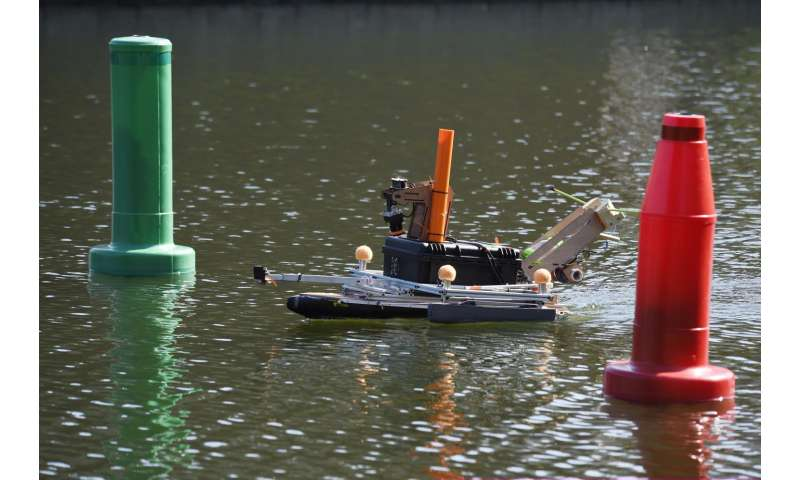 Awesome autonomy: The future force and RoboBoats