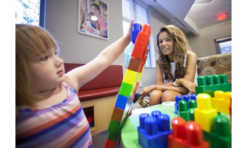 Babies' spatial reasoning predicts later math skills