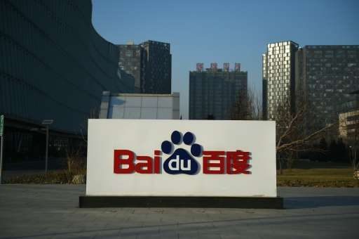 Baidu is often seen as China's equivalent of Google—although the US firm is hardly a direct competitor as it is blocked on the m