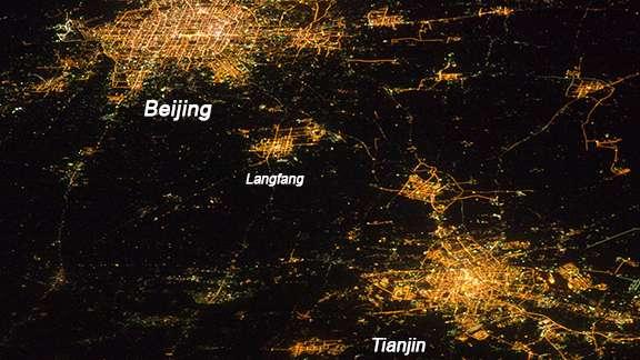 Beijing's growing urban area spells rain change for region