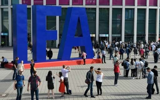 Berlin's IFA is considered the leading fair for entertainment electronics, IT and household appliances worldwide