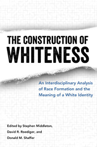 Book examines how circumstances, institutions cause people to identify by race