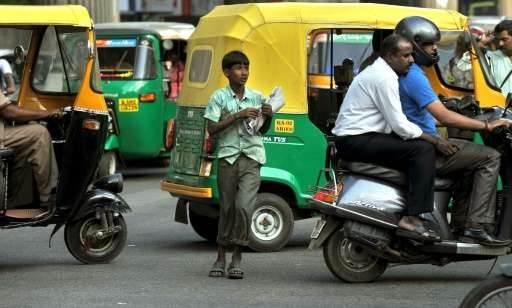 Both Uber and its Indian rival Ola are trialling motorbike taxis in the traffic-clogged southern city of Bangalore, seeking to g