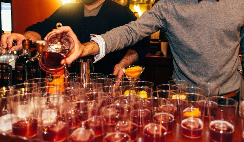 Bourbon or rye? You can't tell the difference, new study says