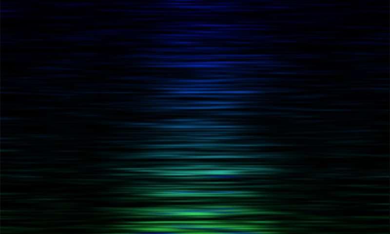 Bright radio bursts probe universe's hidden matter