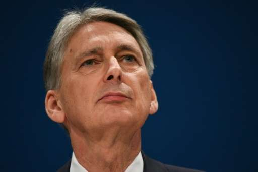 British finance minister Hammond said hackers were trying to capitalise on the increasing connectivity of devices to target home