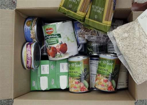 California: Chemical warning may scare poor from canned food