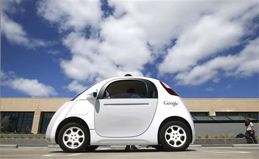 California wrestles with making self-driving cars public