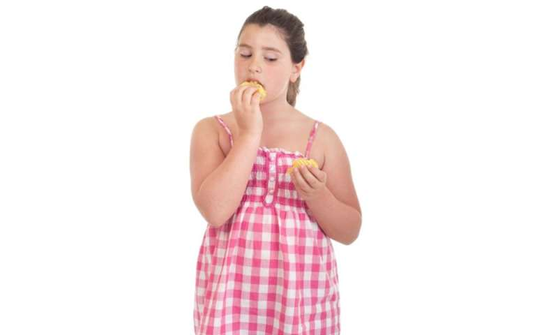 Calling your kid 'Fat' could be counterproductive