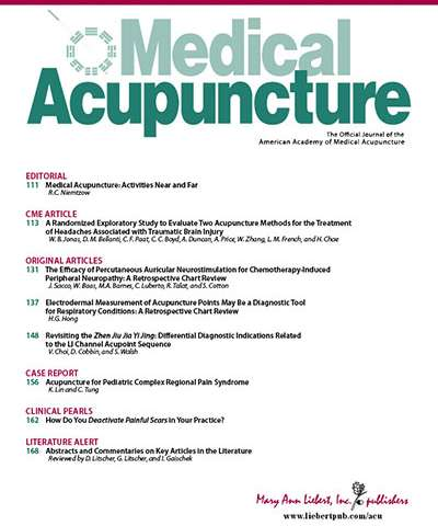 Can acupuncture improve quality of life for people with traumatic brain injury-related headaches?