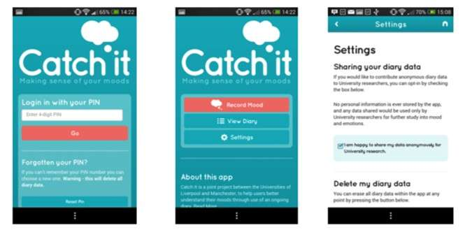 Can a smartphone application help treat anxiety and depression?