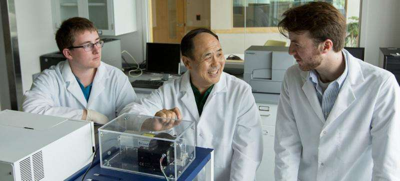 Cancer-detection device poised tosave lives