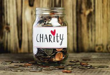 Can charitable giving improve your health?