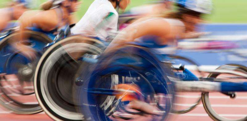 Can disabled athletes outcompete able-bodied athletes?