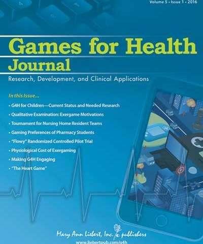Can videogames improve health outcomes in children?