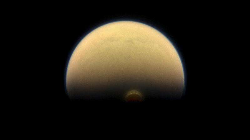 Cassini sees dramatic seasonal changes on Titan