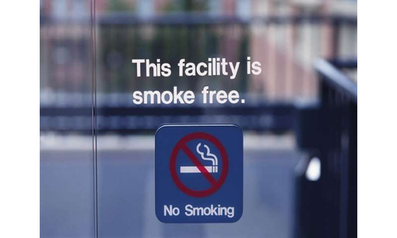 CDC: federal anti-smoking campaign still paying off