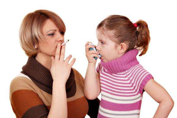 Child asthma emergency visits drop after indoor smoking bans