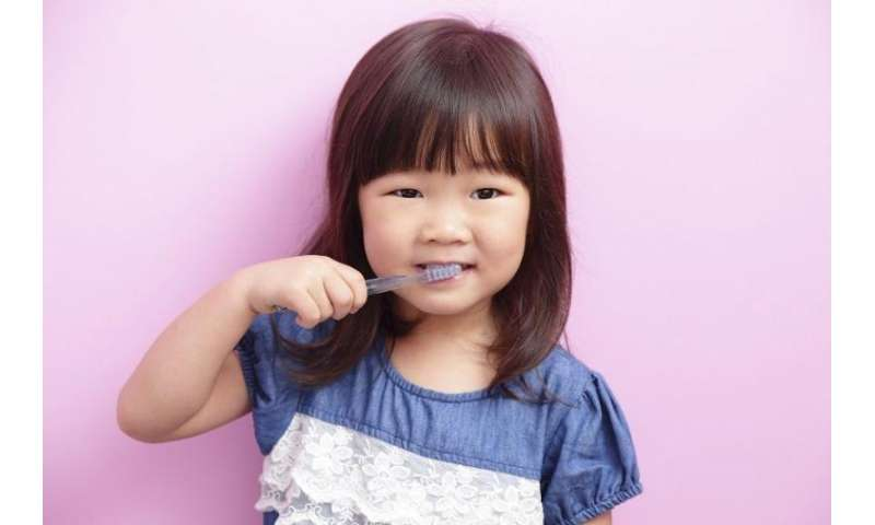 Child oral health program triples preventive visits