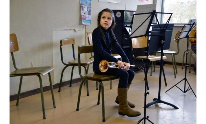 Children still face barriers in accessing music education