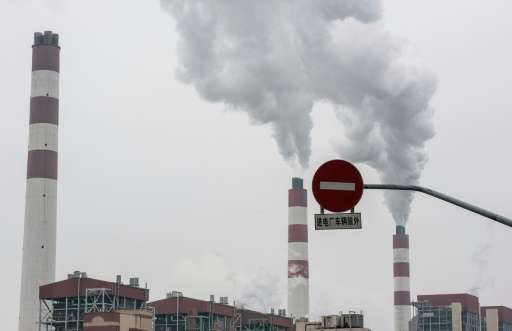 China, responsible for around 25 percent of global carbon emissions, ratified the Paris climate pact, September 3, 2016, ahead o