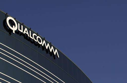 Chip maker Qualcomm buying NXP Semiconductors in $38.1B deal