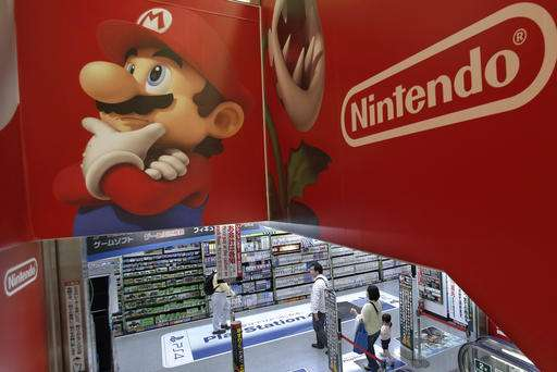Classic Nintendo Entertainment System returning to stores