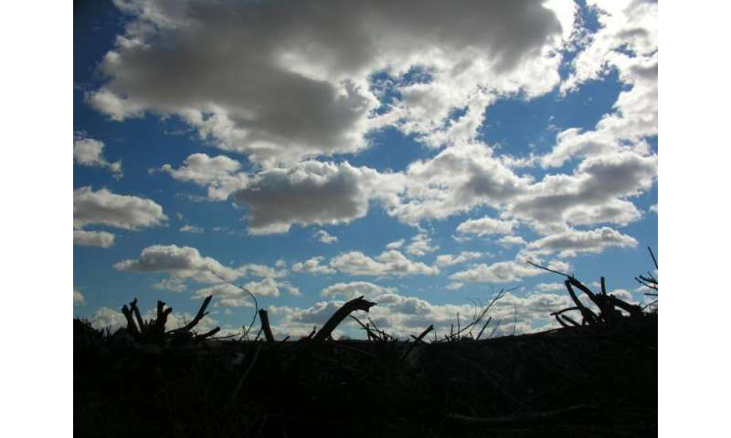Cloudy problems: Today's clouds might not be the same as pre-industrial ones