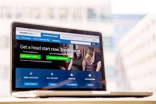 Congressional agency reduces health law sign-up predictions
