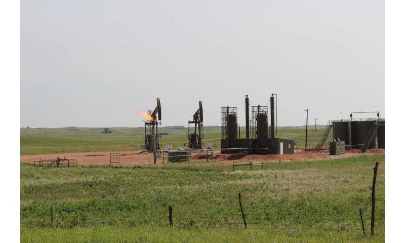 Contamination in North Dakota linked to fracking spills