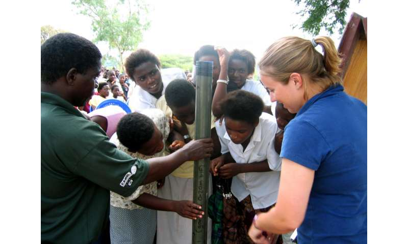 Core sample taken from Lake Malawi reveals 1.3 million years of African history