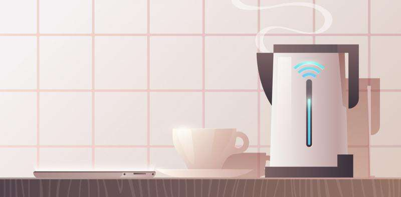 Could your kettle bring down the internet?
