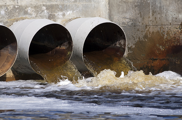 CRIQ and INRS awarded a patent for a system that removes micropollutants from wastewater