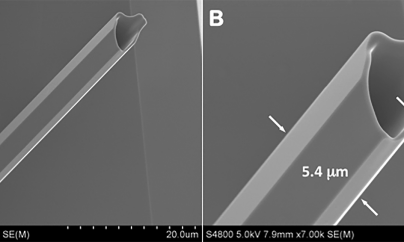 Crystal unclear: Why might this uncanny crystal change laser design?