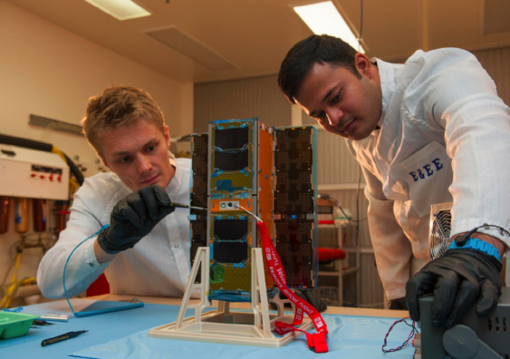 CubeSat for Australian Defence innovation ready to fly