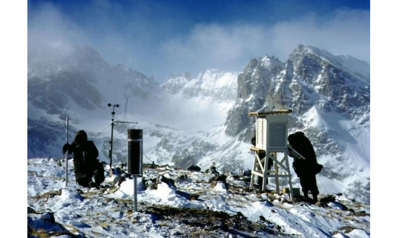 CU-Boulder study: Mountains west of Boulder continue to lose ice as climate warms