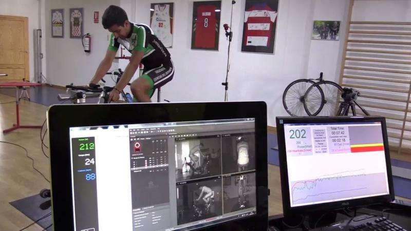 Customized bikes to improve physical performance and prevent injuries